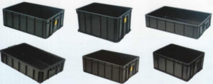 anti static injection box folding box