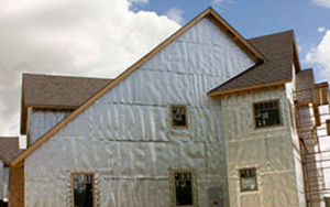 civil building thermal insulation